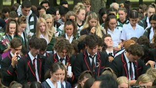 Attentat en Nouvelle-Zélande : des étudiants rendent hommage aux victimes