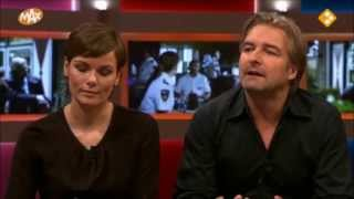 Angela Schijf en Victor Reinier in MAX TV Wijzer
