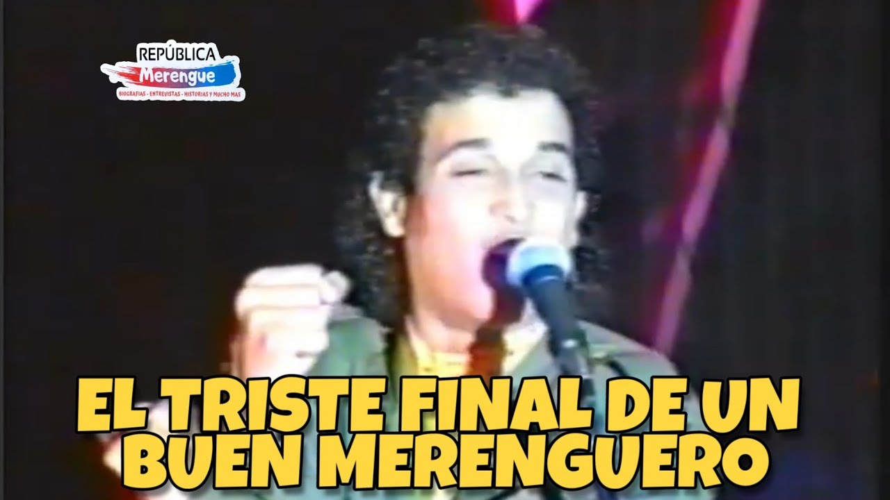 "Wilson Adonis ""Dominican Band"" El Triste Final De Un Buen Merenguero"