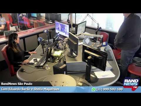 BandNews FM AO VIVO - 22082019