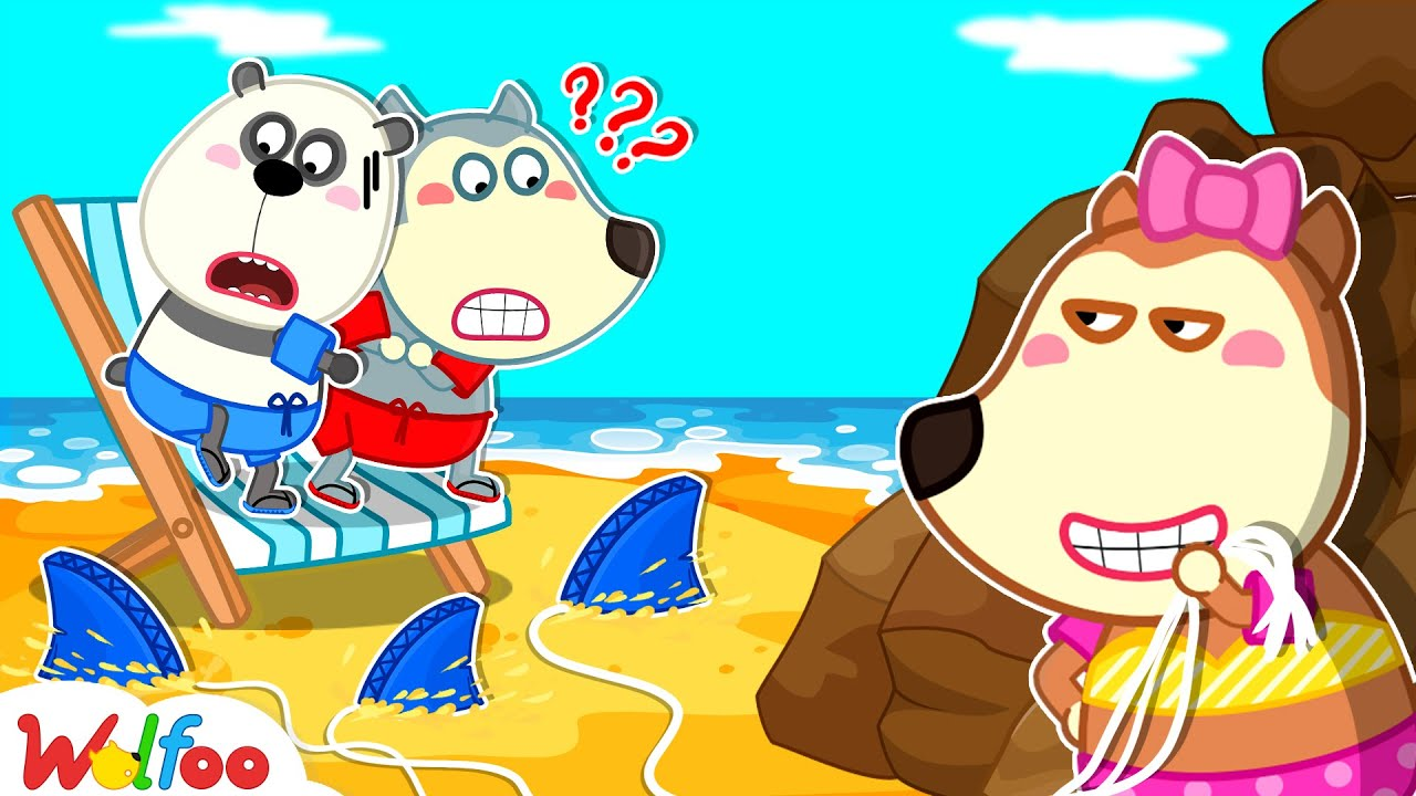Download No More Tricks, Lucy! - Wolfoo Has Fun Playtime on the Beach | Wolfoo Family Kids Cartoon