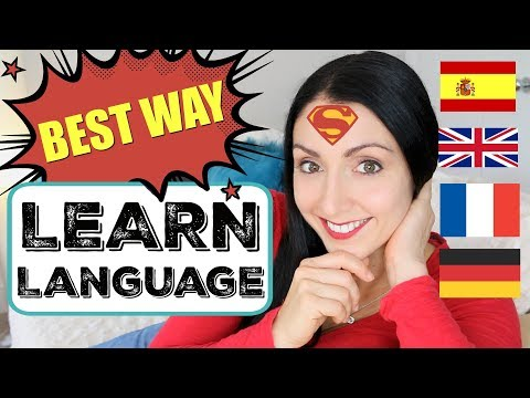 BEST WAY To Learn English Language Fluently | 6 Easy Steps & Lingoda Review