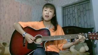 [Guitar Cover] Yêu em từ cái nhìn đầu tiên - by Mel