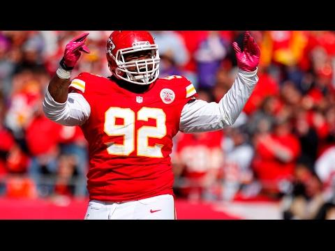 Dontari Poe To Atlanta Falcons From Kansas City Chiefs In NFL Free Agency