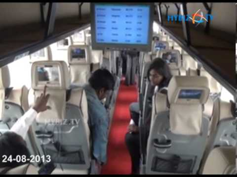 KSRTC & Bangalore International Airport Launches Luxury FLY BUS