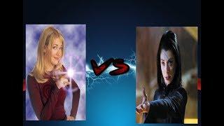 Sabrina Spellman vs Dark Willow
