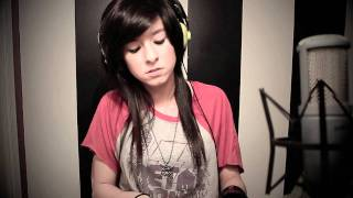 "Me Singing - ""I Won't Give Up"" by Jason Mraz - Christina Grimmie Cover"