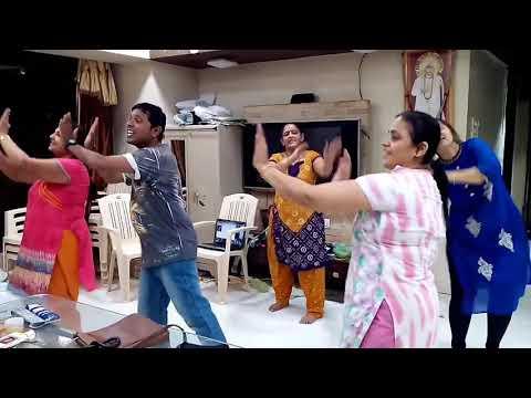 Aayi  shubh  ghadi,  by Prashant  Rajguru  for  Sangeet  sandhya