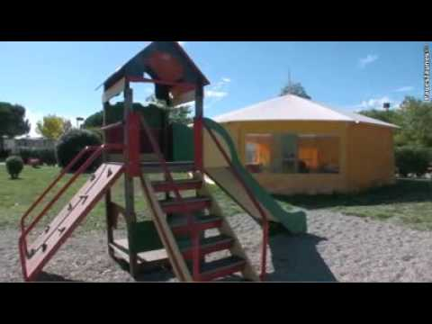 camping camping de la cit carcassonne youtube. Black Bedroom Furniture Sets. Home Design Ideas