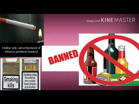 Class VII - Advertising Regulations