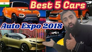 Pakistan React on Best 5 Cars in Auto Expo 2018 | Amazing TaTa H5X | AS Reactions