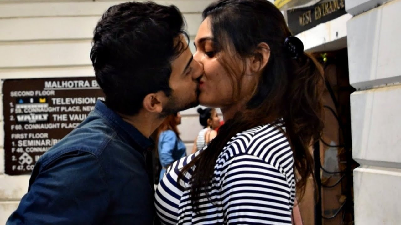 Kissing Prank India - Spin The Bottle Part 2 | AVRprankTV - YouTube
