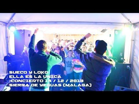SUECO Y LOKO  -Vídeo Conciertos [Official]