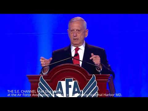 Mad Dog Mattis 'Remove Defence Budget Caps'