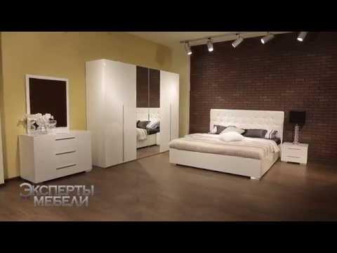 Cмотреть видео онлайн Итальянская спальня Greta, самая современная спальня в мире