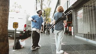 Download Crazy Homeless Man vs. Danny Duncan! Mp3 and Videos