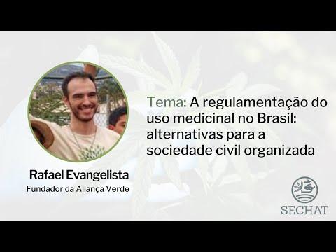 """""""A regulamentação do uso medicinal no Brasil"""" - Com Rafael Evangelista"""