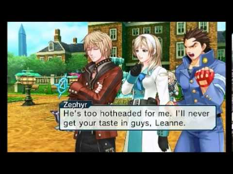Project X Zone - Batsu Unique Pre Battle Dialog