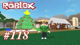 Ready-made Christmas pastries ▶ Roblox Lumber Tycoon #118