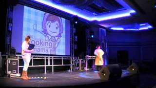 Kitacon 2011 - Kitas got Talent?! Cooking Mama and Science Papa
