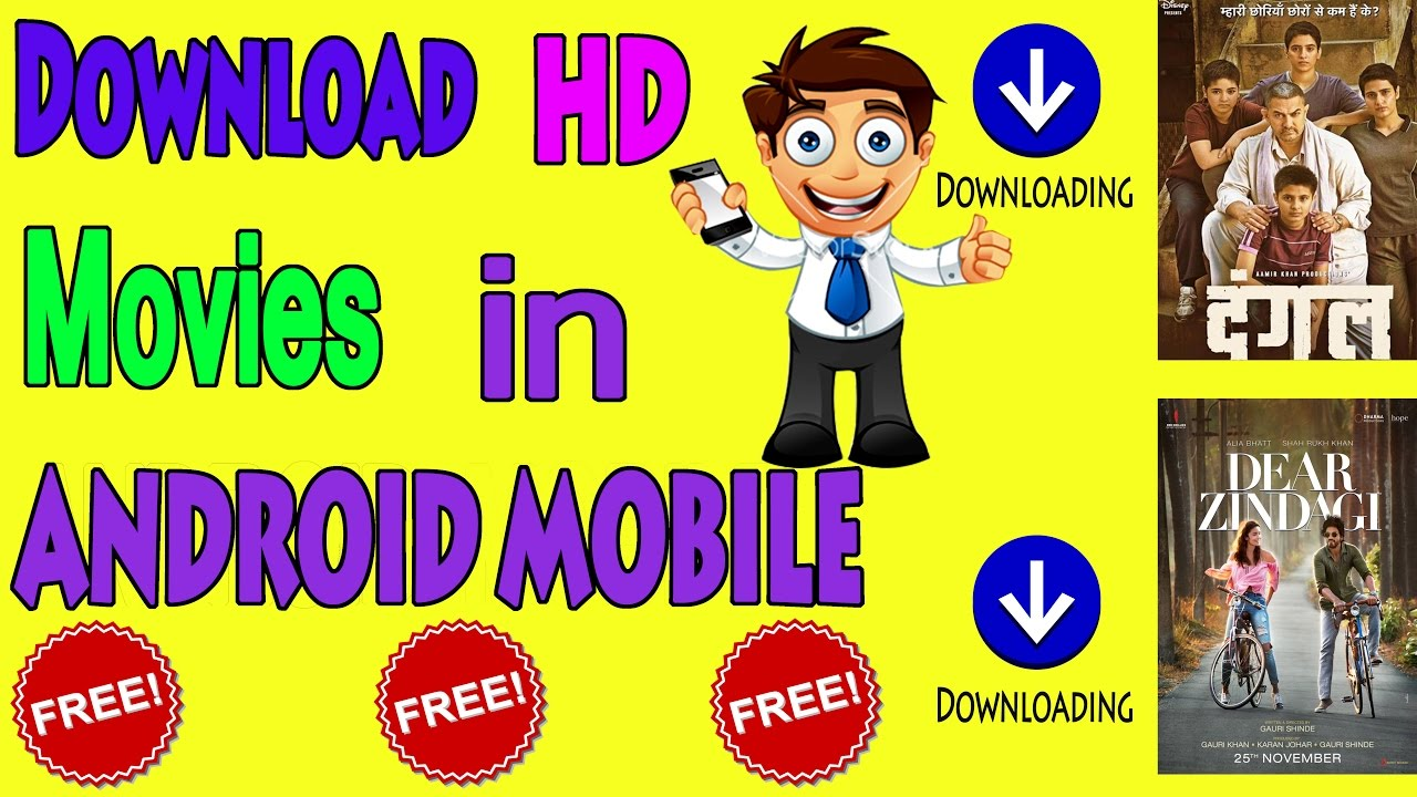 download free hd movies for mobile