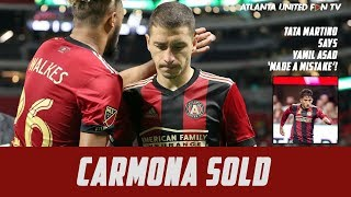 CARLOS CARMONA SOLD | ATL UTD FAN TV TRANSFER SPECIAL