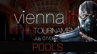 Viennality 2K18 - MKX Pools to top 8 (Feat Foxy, Biohazard, KP, Irish Mantis & More)