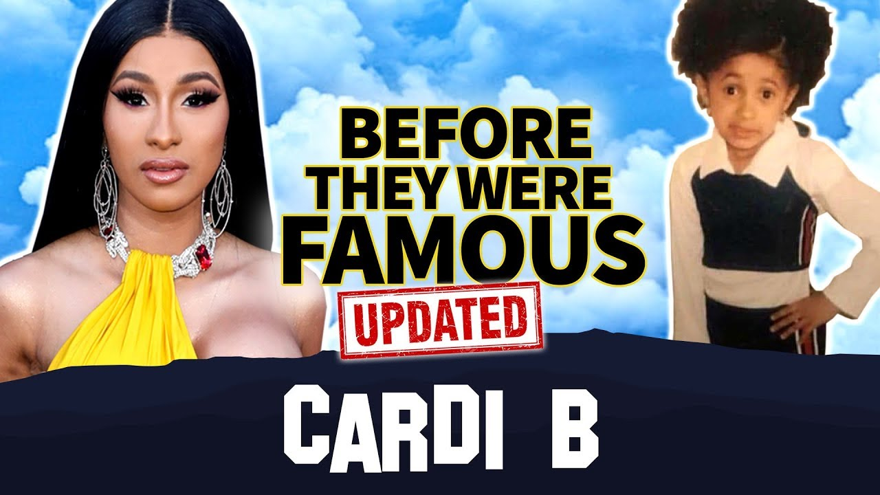 Cardi B Before Fame: Before They Were Famous