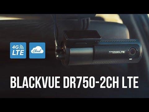 BlackVue DR750-2CH LTE Promotional Video
