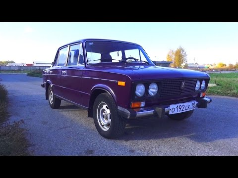 2004 VAZ 2106. Start Up, Engine, and In Depth Tour.
