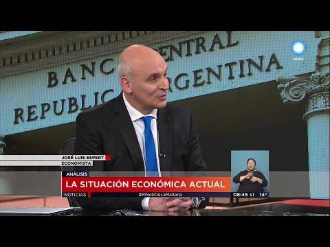 """J.L.Espert en """"TV Pública Noticias"""", con F.Fraquelli y A.Puertas - 26/08/16"""