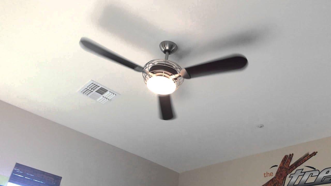 52 minka aire acero ceiling fan youtube 52 minka aire acero ceiling fan aloadofball Images