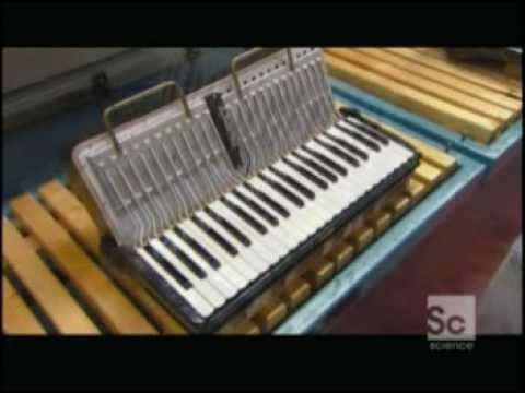 How Its Made: Accordion