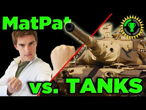 Thumbnail: Game Theory: A Tank's Biggest Weakness...is ITSELF (War Thunder)
