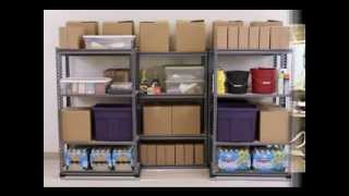 Diy Garage Shelving Ideas