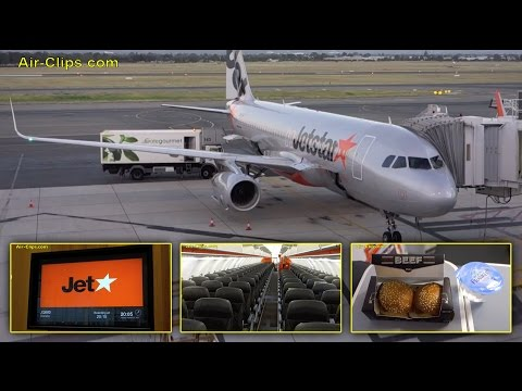 Jetstar Airways Airbus A320 Adelaide to Darwin [AirClips full flight series]