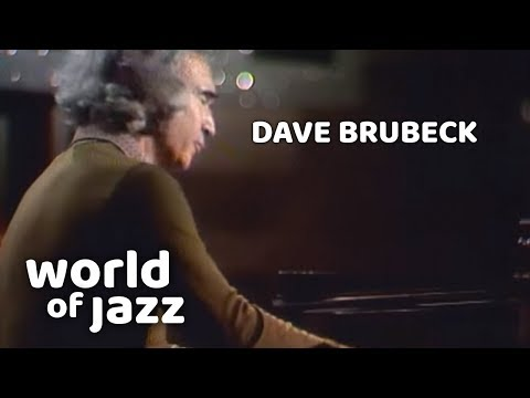 The Dave Brubeck Trio at the 7th Newport Jazz Festival • 1971 • World of Jazz