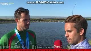 Canoagem: Fernando Pimenta é Bicampeão do Mundo em K1 5000 metros.