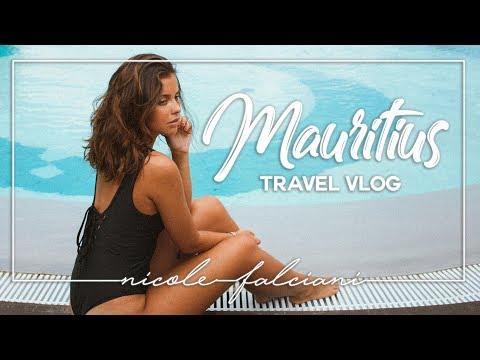 NICKY VISITS MAURITIUS - Travel vlog