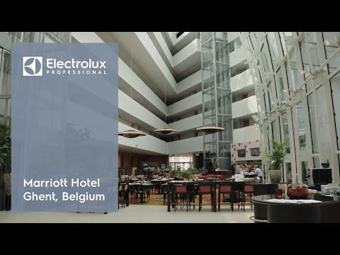 Marriott Hotel - Ghent, Belgium