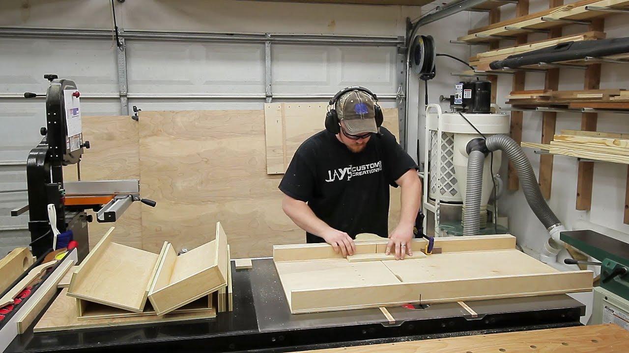 Increasing Drawer Storage With Sliding Trays 217