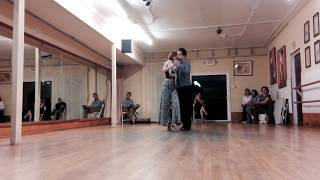 "Tango 105: Musicality, ""catching a break"""