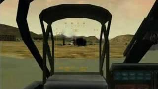 KA-52 Team Alligator - Firing Gunpods