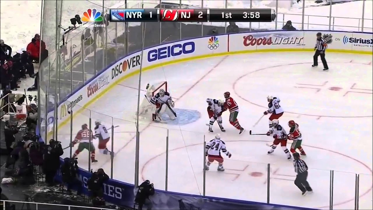 save off decfd 6bcb9 New Rangers vs New Jersey Devils winter classic highlights
