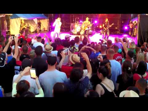 Not Enough - 3 Doors Down - America Fest 2014
