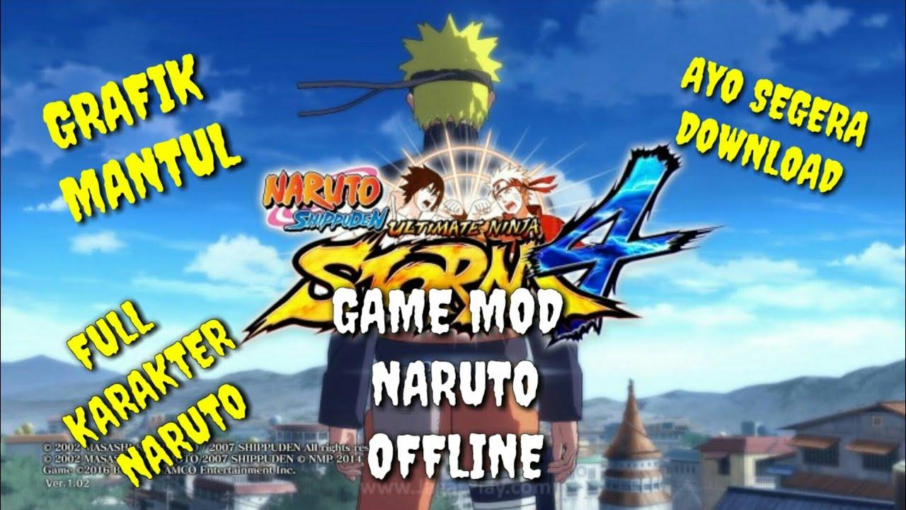 Download Game Naruto Offline 3d