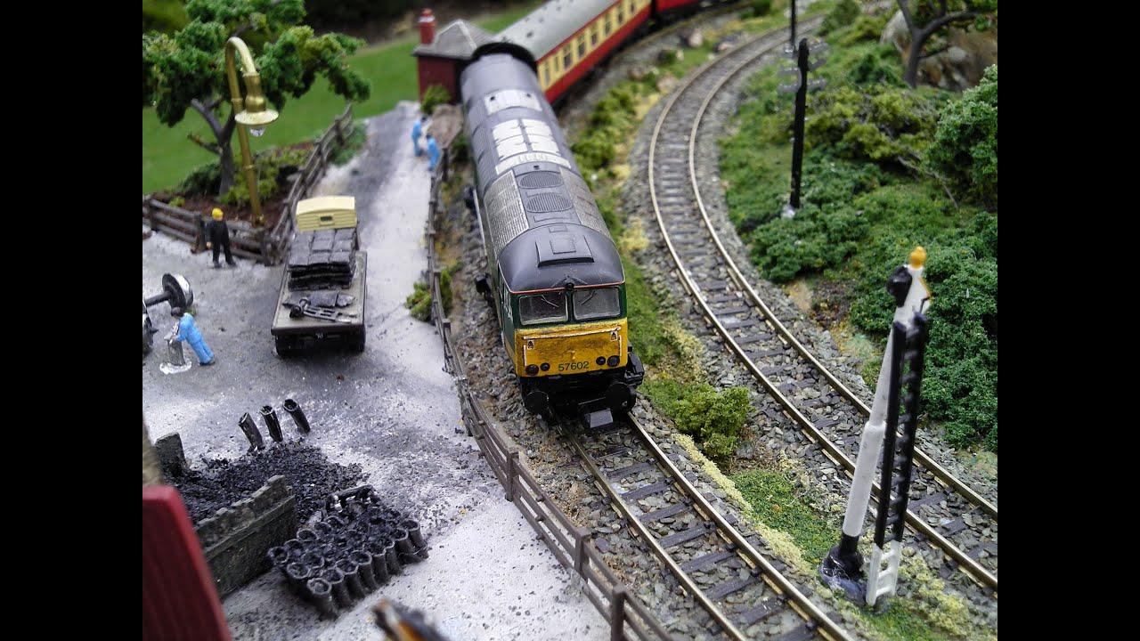 Steve's small N Gauge Model Railway