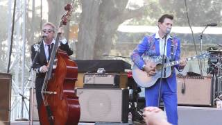 Its Now Or Never - Chris Isaak Hardly Strictly Bluegrass 2013
