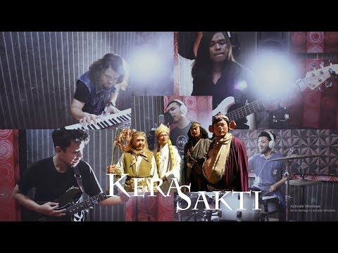 Soundtrack Kera Sakti Versi Indonesia Cover by Sanca Records