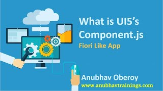 Fiori Like app | Component JS | Fiori Training | Fiori Tutorial